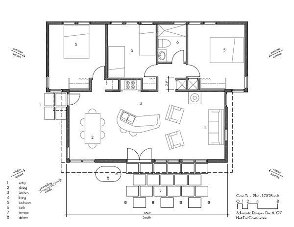 107 best simple longhouse nice plan images on Pinterest   Floor ...