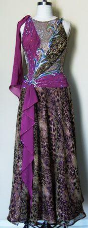 custom ballroom dresses - http://www.zhannakens.com/dress-styles/ballroom-gowns-dresses.html