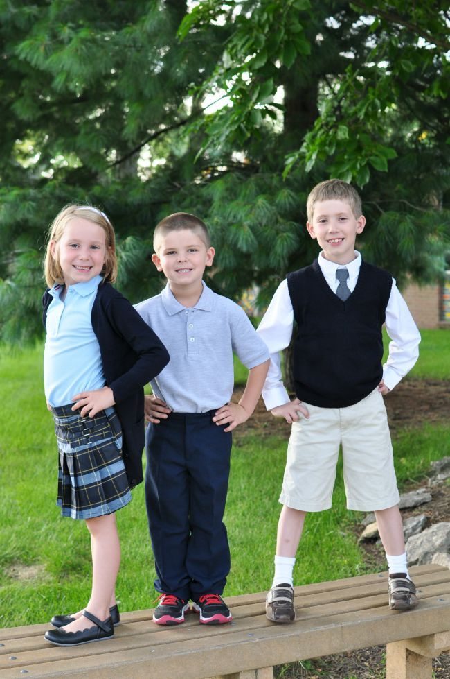French Toast: Quality School Uniforms for Less | The Shopping Mama
