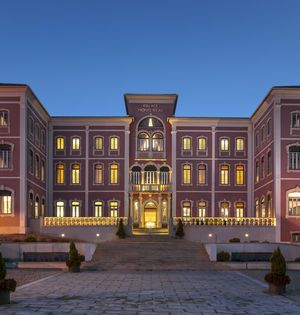 Monte Real - Hotel, Thermal baths & Spa, Leiria, Portugal.