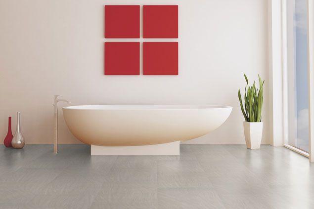 Die besten 25 hellgraue badezimmer ideen auf pinterest for Design vinyl badezimmer