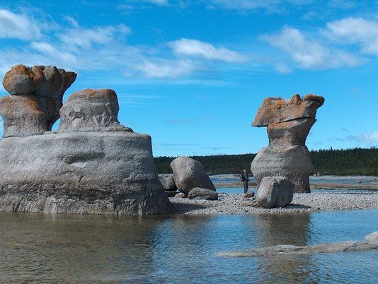Mingan Archipelago, Canada