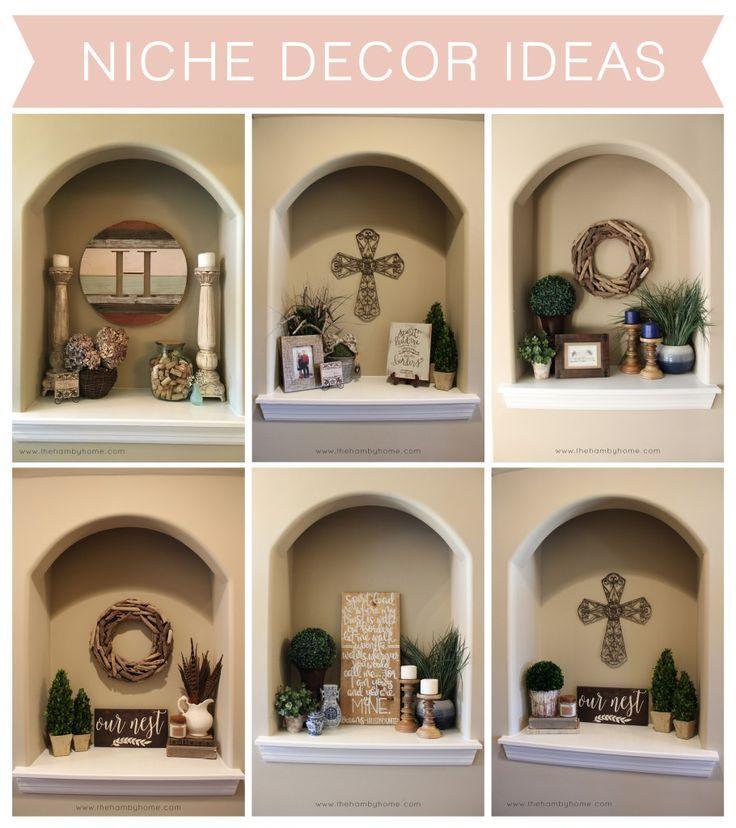 Large Niche Decorating Ideas: 1000+ Alcove Ideas On Pinterest