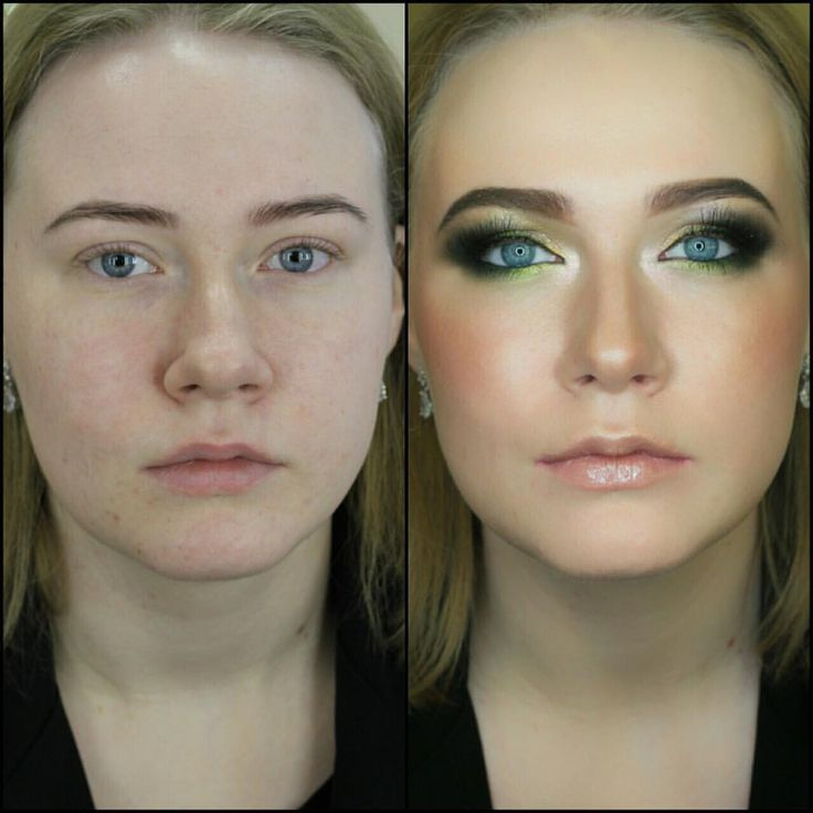 """Сегодня на курсе """"Профессиональный визажист-стилист"""" под чутким руководством преподавателя Анны Паскаль студентка Ника преобразила модель!  📌мы не используем фильтров и не обрабатываем фото, чтоб вы могли убедиться в мастерстве наших девочек! #золотыеруки #безфильтров #макияж #визаж # визажист #makeup #визажистспб #курсывизажистов #школамакияжа #школамакияжаспб #континенткрасоты #обучениемакияжу #курсывизажа #школавизажа #акварельнаятехника #смешаннаятехника #карандашнаятехника #косметика"""