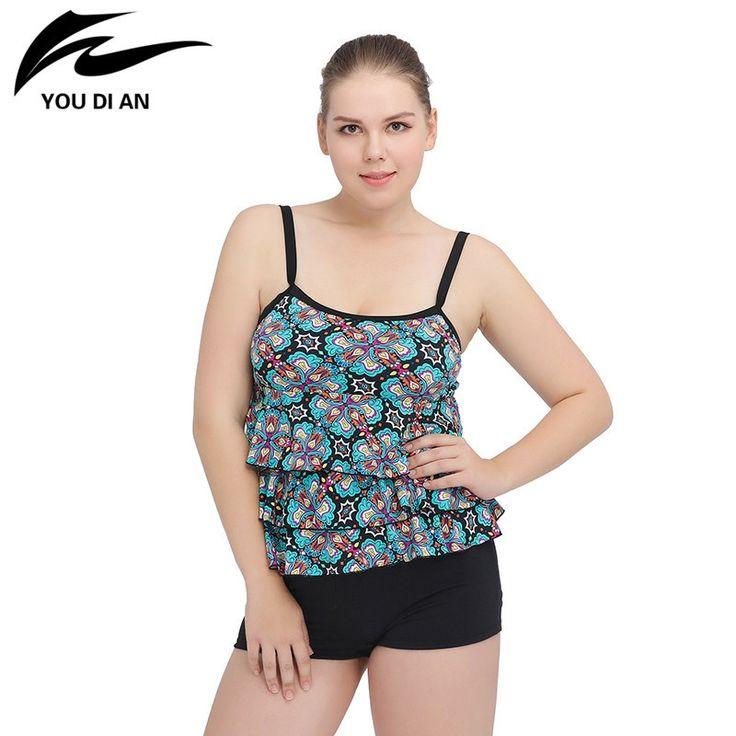 23.88$  Buy here - http://aliwir.shopchina.info/1/go.php?t=32816467331 - YOUDIAN New Plus Size Sexy Waist Swimsuit Bikini  Ladies Swimswer  #buyininternet