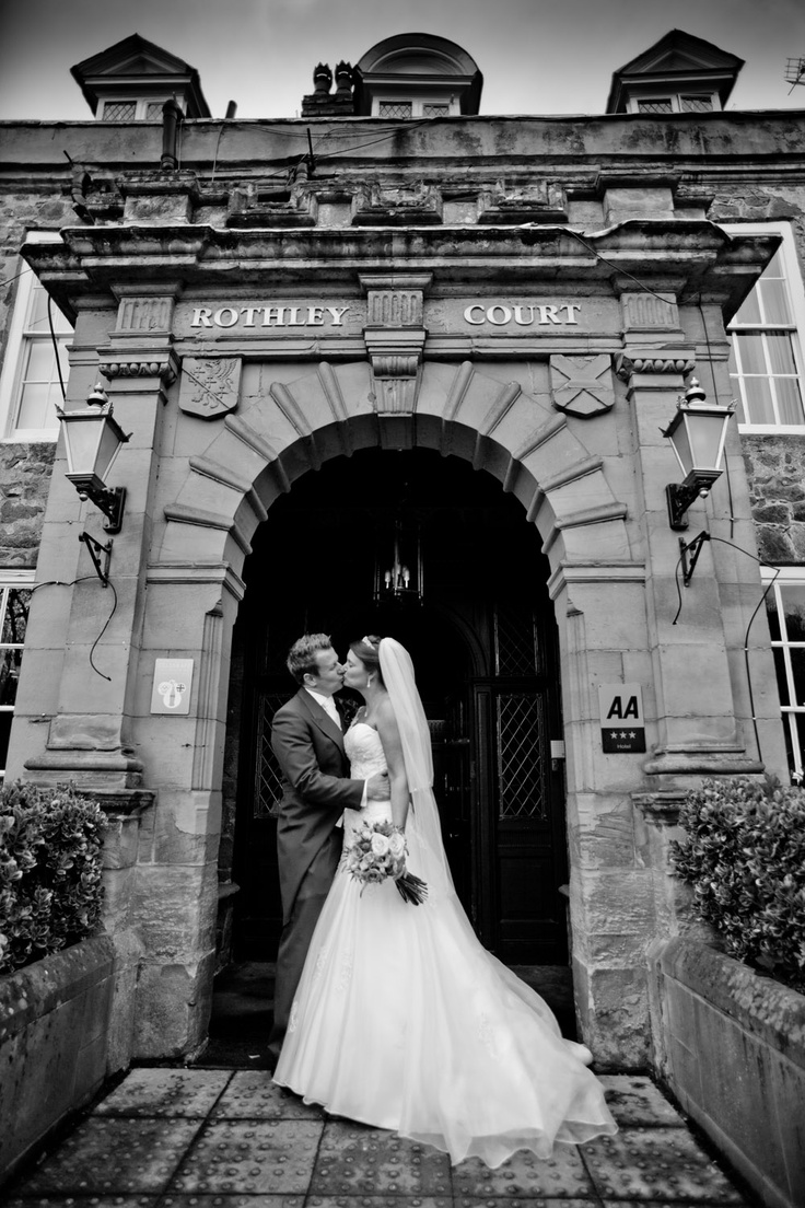 Wedding Photography by Chris Denner at Rothley Court Leicestershire