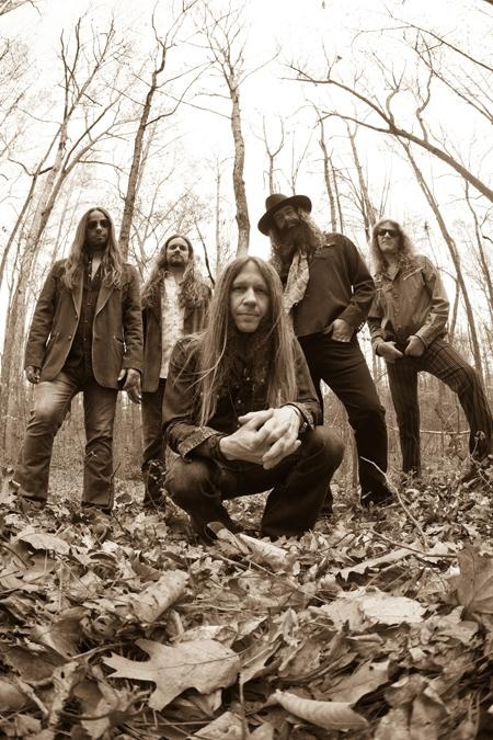 Blackberry Smoke, seen last week my new fav