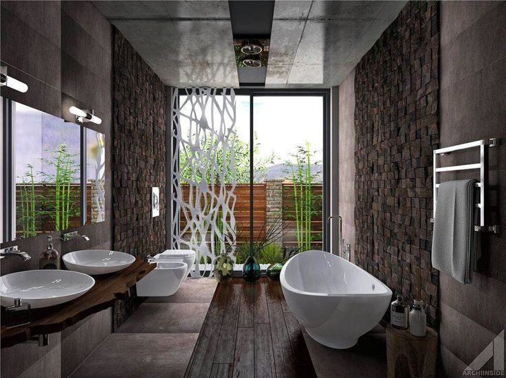 102 best images about bathroom on pinterest contemporary for African bathroom designs