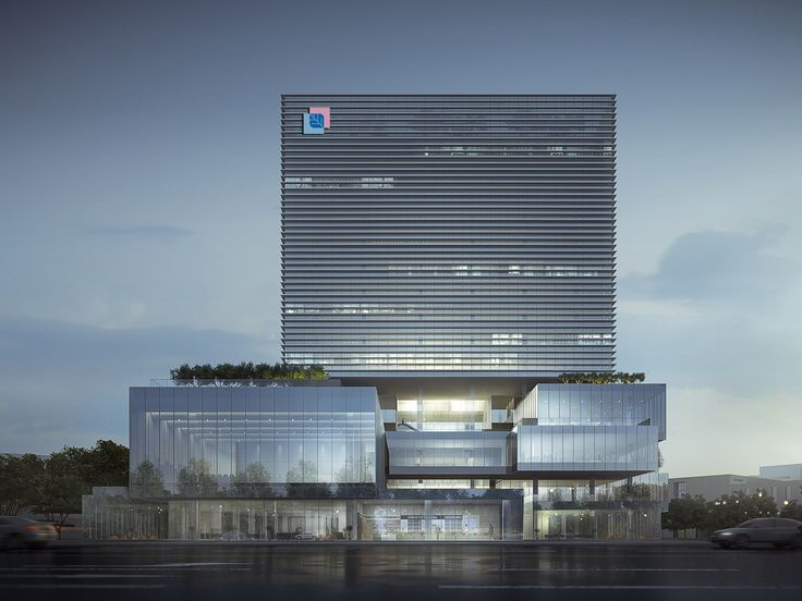 Guangdong-Macau Traditional Chinese Medicine Technology Park Office Buildings | Aedas | Architecture | Office | Guangdong, PRC