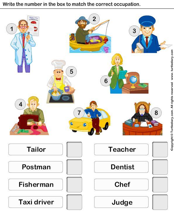 Science Teacher Job Facts: Identify The Job 5