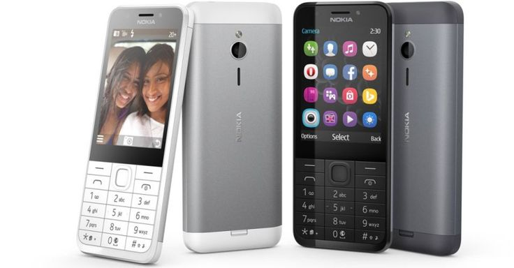 $55 for a feature phone with a metallic cover and a 2 MP selfie camera? It must a #Nokia!  Would you buy it?