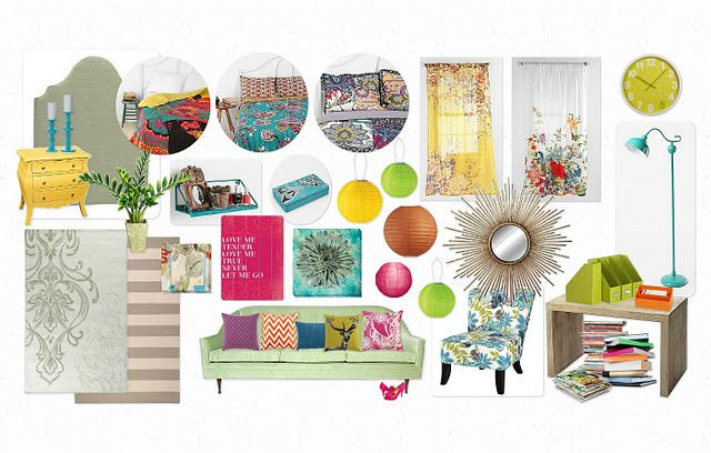decorate like penny from big bang theory   room inspiration ... - Einrichtung Ideen Von Big Bang Theory Farben Mobel Und Wohnacessoires