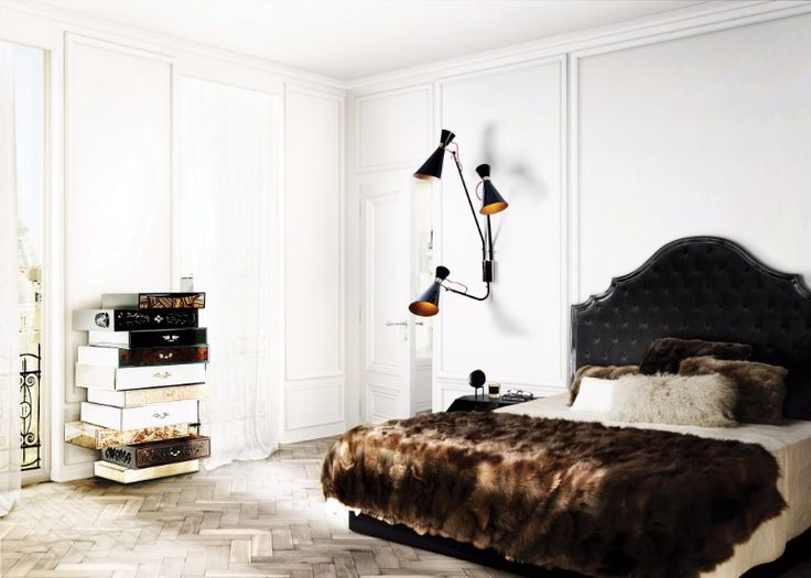 Frank Chest by Boca do Lobo. Exclusive Master Bedroom Furniture