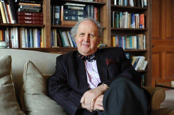 The Writers Write Interview - Alexander McCall Smith
