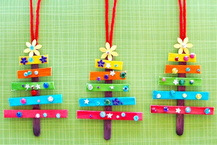 17 best images about kid crafts pop sticks on pinterest for Christmas projects with popsicle sticks