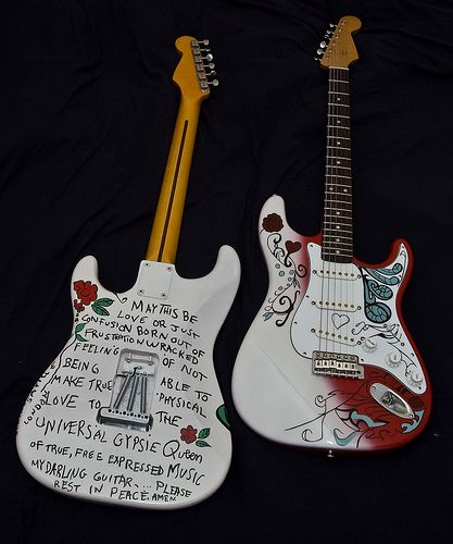 17 best ideas about stratocaster guitar fender my very favorite stratocaster the monterey stratocaster used by jimi hendrix in 1967 at the