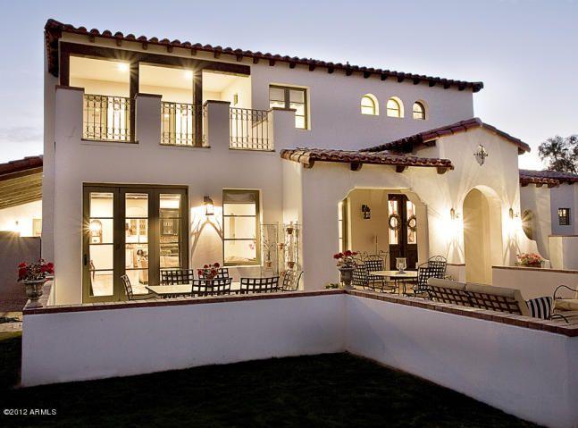 Spanish Santa Barbara style