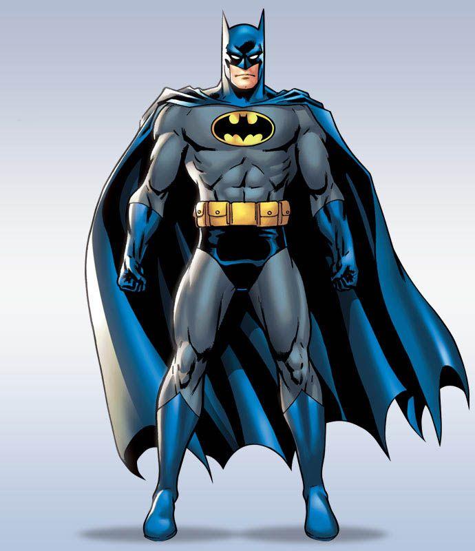 Batman es un personaje ficticio, superhéroe de cómics que aparece en las publicaciones de DC Comics, considerado ampliamente como un icono de los Estados Unidos. Fue creado por el escritor y dibujante estadounidense Bob Kane, en 1939, haciendo su primera aparicion en Detective Comics#27 (Mayo de 1939). Actualmente, los actores encargados de prestar su voz al superhéroe son Héctor Indriago y Sergio Gutiérrez Coto en Venezuela y México, respectivamente.