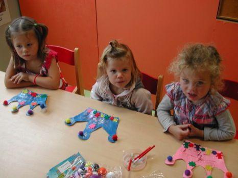 #knutselen met #kinderen: #DIY Kroon knutselen