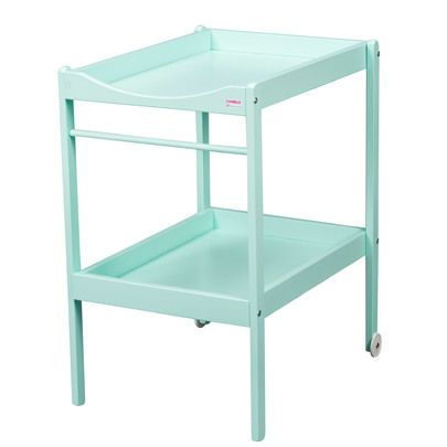 Table à langer Alice Mint de Combelle