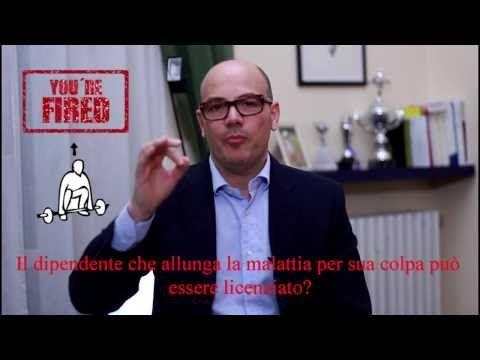 Il dipendente può essere licenziato per la malattia? - Avvocato Assistenza…