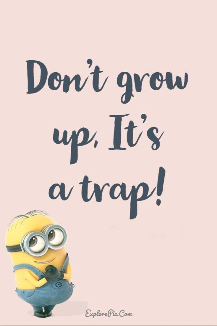 Top 22 Minion Inspirational Quotes Funny Words To Say Minions Quotes Funny Words