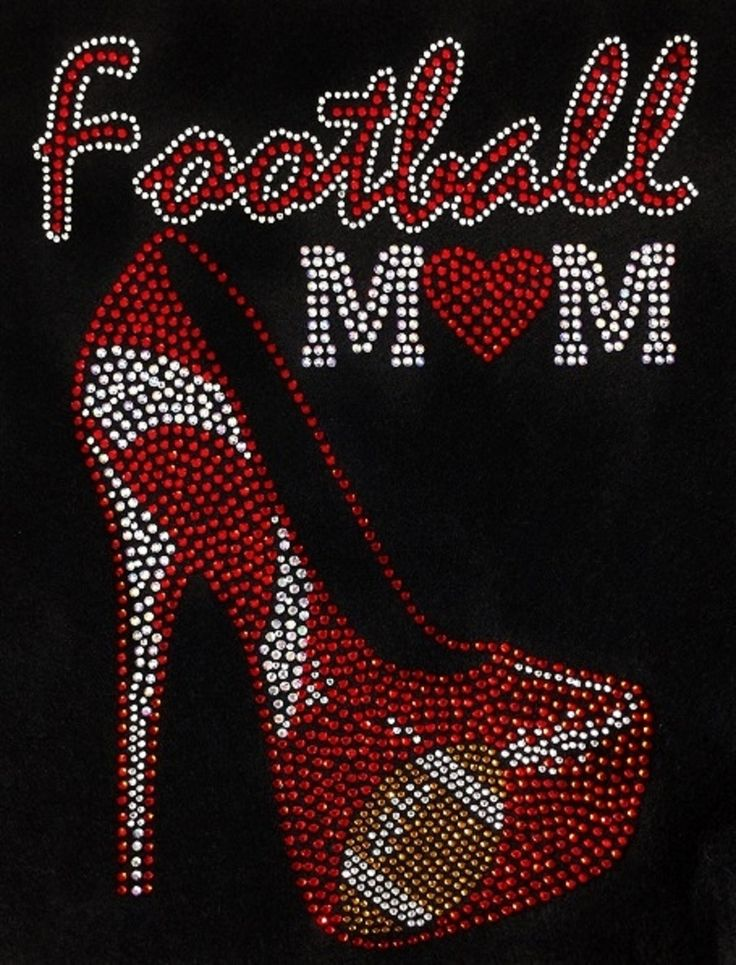 High Heel Football Mom  www.facebook.com/iblingiton4u