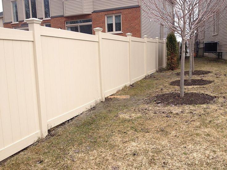 219 best PVC Fence for Garden images on Pinterest | Fencing, Trellis ...
