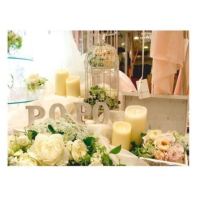 .  .  「光のマジック!」  .  「透きとおるようなWhite×Greenの光のマジック!」  白とグリーンの装花に  ふんわりガーリーなイメージの  ピンクをプラスした  まるで魔法をかけたように  美しいコーディネート!  可愛くエレガントな  雰囲気が好きな方にはぴったりです♡  .  .#flowerwalkpopo #富山県 #花嫁準備 #プレ花嫁 #結婚式準備 #結婚式 #ウェディング #テーマウェディング #オリジナルウェディング #ナチュラルウェディング #キャナルサイドララシャンス #ララシャンス#花屋 #花 #ホームパーティー #高砂 #ブライダル #wedding #weddingflowers #bride #bridal #bridalflowers #instflower #flowerstagram #flowerpic