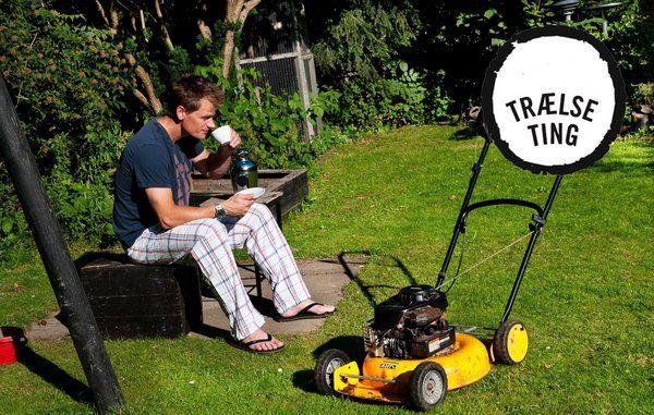 Må du slå græs kl. 6 om morgenen