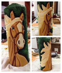 Imagini pentru como hacer velas talladas a mano