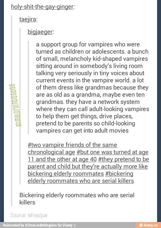 Science Fiction Writing Tips: How to Make a Vampire Not Suck