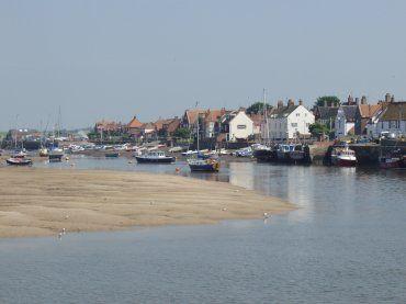 Wells-next-the-sea, Norfolk, England