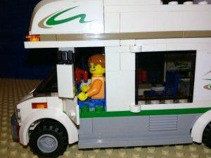LEGO City 60057 #lego #legocity #camper #holiday #holidays #legoafol #afol #minifigure #minifigures #minifig #minifigs #legominifigure #legominifigures #driver
