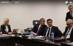 Στις 28 Ιουνίου θα επανασυγκληθεί η Διάσκεψη για την Κύπρο στη Γενεύη, σε πολιτικό επίπεδο, υπό