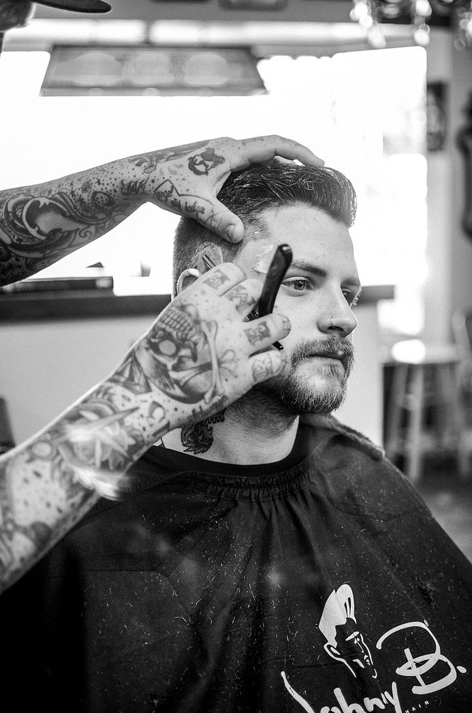 Miraculous 232 Best Images About Barber On Pinterest Amsterdam Barbers Hairstyles For Men Maxibearus