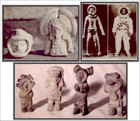 Ancient Artifacts found in Cuenca, Ecuador