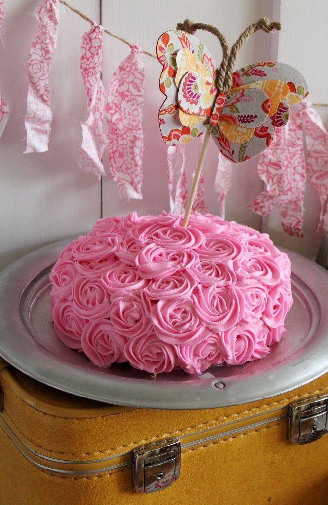Best 25 Butterfly Birthday Cakes Ideas On Pinterest