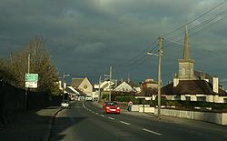 Mountmellick town, County Laois, Ireland. Where I was born and raised!