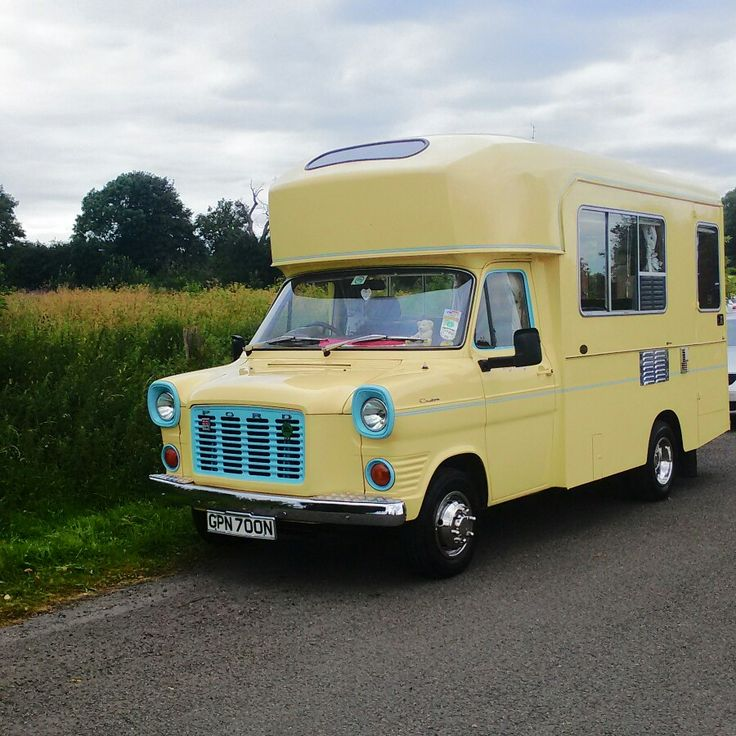 saw this ford transit camper and had to take a photo