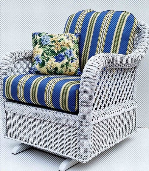 Wicker Glider Takes A Nice Halftone Effect!