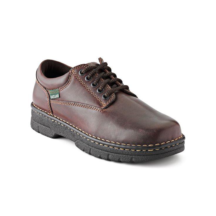 Eastland Plainview Men's Oxford Shoes, Size: medium (7.5), Brown