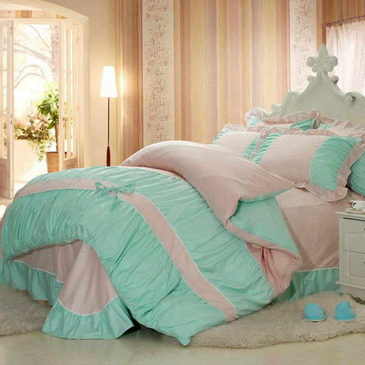 Aliexpress.com : Buy Mainden complex pattern Korean style cotton 4pcs bedding sheets with high fabric density bring you more youth and vitality from Reliable bedding sheets suppliers on Yous Co., Ltd. $80.00