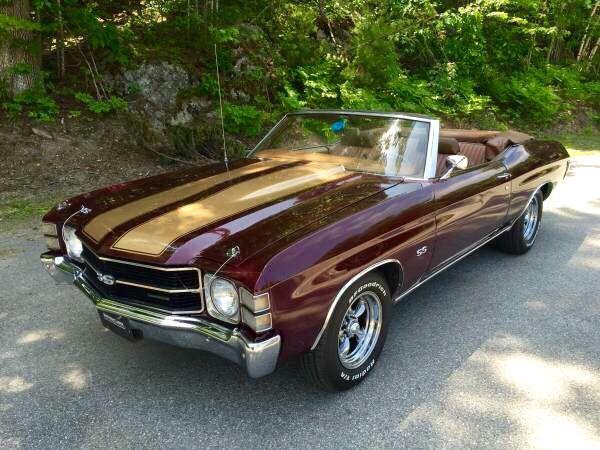 '71 Chevelle SS | classic cars | Pinterest | Chevelle SS
