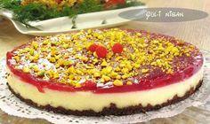 Çikolatalı Vişneli İrmik Tatlısı Tarifi | Yemek Tarifleri Sitesi - Oktay Usta - Harika ve Nefis Yemek Tarifleri
