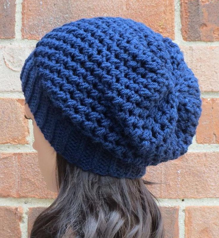Juno Slouch Hat | Craftsy