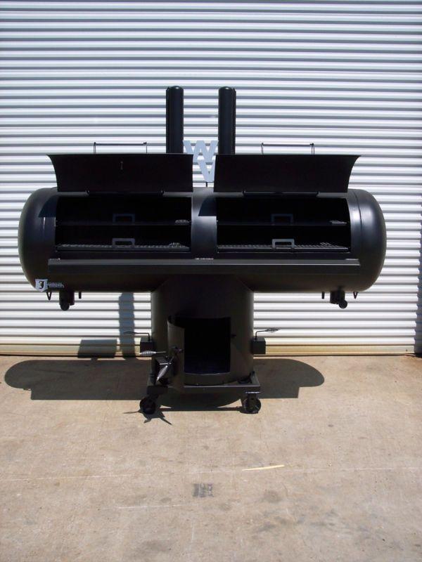 Nuevo Patio Barbacoa Pit fumador Cocina Parrilla de carbón para remolque de concesión