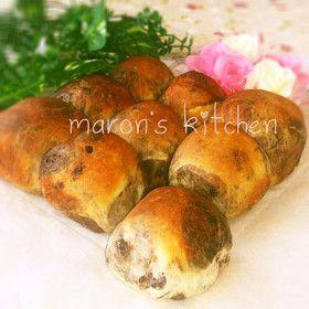 HBで簡単♡オレオちぎりパン