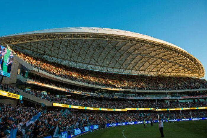 Adelaide Oval Stadium - larson ® metals Copper - Adelaide (AUSTRALIA)