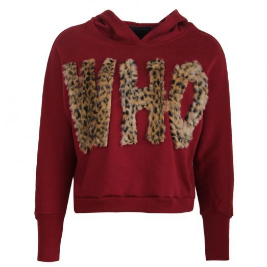 Guess whose this jumper? It can be yours!   #jumper #red #burgundy #animalprint #forwomen #glostory #fashion